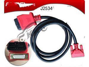 for J2534 MVCI Main Cable MaxiFlash Pro Elite MaxiSys MS908S Pro Elite CV Mini MaxiIM IM608 MaxiCOM MK908P