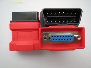 Original for Autel Maxidas DS708 OBDII Connector For Diagnosis Tools 708 16pin OBD 2 OBD-II Adaptor Autel OBDII Obd2 Adapter