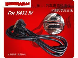 Launch X431 OBD I II DLC Main Cable Diag IDIAG DIAGUN III IV V PRO 5C V+ EOBD
