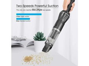 Deals on Moosoo K12M Car Cordless Vacuum Cleaner Quick Charge
