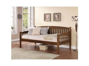 Daybed Twin Size Antique Oak Bedroom Furniture For Adult Sofa Special Style Bed 39090 oak