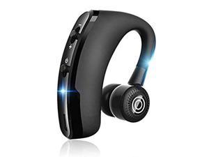 V9 HandsWireless Bluetooth Headphone with Mic Voice Control Wireless Bluetooth Headset for Drive Noise Cancelling,Black