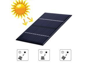 Universal 12V 1.5W Solar Panel Epoxy Polycrystalline Silicon DIY Battery Power Charge Module Battery Charger Solar Cells System