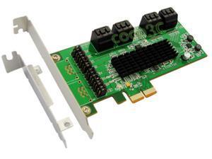 Marvell Chipset 8 Ports SATA 6GB PCI Express Controller Card PCI-e to SATA 3.0 converter + NCQ SATA Port Multiplier