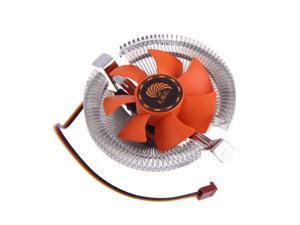 PC CPU Cooler Cooling Fan Heatsink for Intel LGA775 1155 AMD AM2 AM3 754 Computer Cooling System Accessory