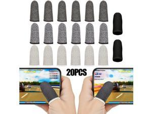 20pcs Phone Game Finger Sleeve Screen Gaming Controller Touch Screen For PUBG Finger Cot For Child