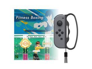 Black Wrist Strap Hand Rope Lanyard for Nintend Switch Joy-con Fitness Boxing Game Assit Tool Grip Handle