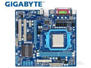 Gigabyte GA-M68MT-D3 desktop motherboard for AMD  GA-M68MT-D3P DDR3 Socket AM3 GM68MT-D3P M68MT-D3 USB2.0  motherbaord