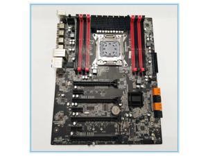 Desktop Motherboard X79Z-V161 EATX ECC LGA2011 SATA 3.0 USB 3.0 Ports  DDR3 128GB Memory Capacity Computer mainboard