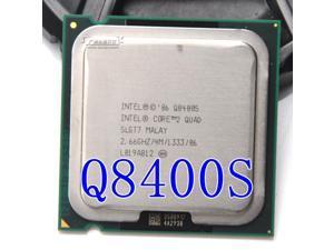 Inteligencia Core 2 Quad Q8400S 2,66G/4M/65W/Quad Core LGA 775 (trabajo 100% envío gratis)