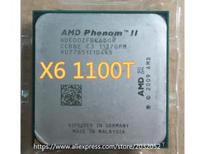 AMD Phenom II X6 1100T CPU/Black Edition/HDE00ZFBK6DGR/E0/unlocked