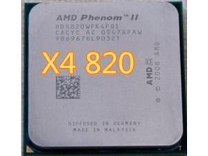 AMD Phenom II X4 820x4 820 4x2,8 GHz Quad-Core CPU procesador HDX820WFK4FGI hembra AM3