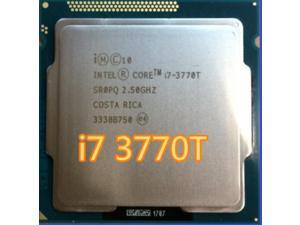 Intel  Core i7 3770T i7-3770T  2.5GHz 8M SR0PQ 45W Quad Core desktop processors Computer CPU Socket LGA 1155 pin scrattered