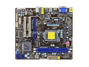 For ASRock H61M/U3S3 Desktop Board H61 Slot LGA1155 DDR3 Motherboard SATA2 USB2.0 Support I3 I5 I7