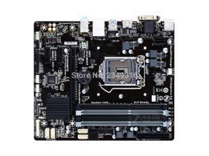 For Gigabyte GA-B85M-DS3H-A Desktop Motherboard B85M-DS3H-A B85 LGA 1150 Core i7 i5 i3 DDR3 16G SATA3 USB3.0 DVI HDMI Micro-ATX