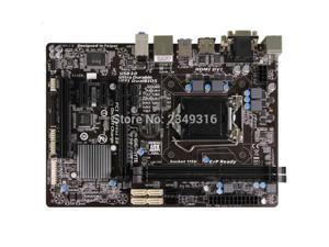 For Gigabyte GA-B85M-HD3 Desktop Motherboard B85M-HD3 B85 LGA 1150 Core i7 i5 i3 DDR3 16G SATA3 USB3.0 DVI HDMI Micro-ATX