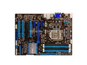 For Asus P8Z77-V LX Desktop Motherboard LGA 1155 DDR3 32GB USB3.0 for 22/32nm CPU Z77 motherboard