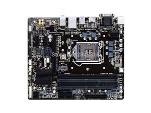 For Gigabyte GA-B150M-DS3H Desktop Motherboard B150M-DS3H B150 LGA 1151 Core i7 i5 i3 DDR4 64G SATA3 USB3.0 HDMI M.2 Micro-ATX