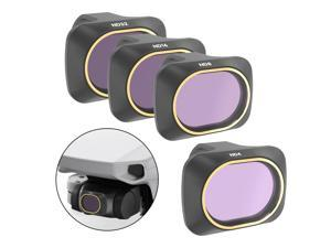 4pcs Replacement ND ND8 ND16 Lens Filter Set Fit for DJI Mavic Mini 2 Drone Camera Accessories