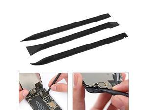 Professional Universal 3 Set Stick Spudger Anti-static Ultra Nylon Spudger Metal Pry Bar Open Repair Tools for Phones Tablet