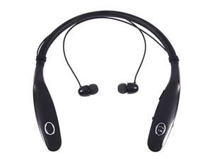 Bluetooth Headphones 14Hr Working Time, Truck Driver Bluetooth Headset, Wireless Magnetic Neckband Earphones, Noise Cancell