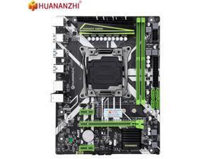 HUANANZHI X99 8M X99 Motherboard x99C612 Chip Intel XEON E5 X99 LGA2011-3 All Series DDR4 RECC NON-ECC memory NVME USB3.0 ATX