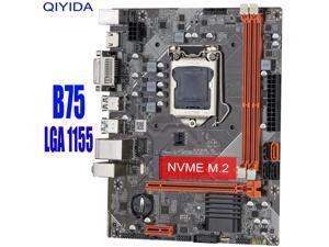B75 Motherboard desktop M.2 LGA1155 for i3 i5 i7 CPU Support ddr3 memory LGA1155 Motherboard