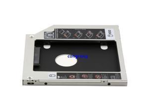 12.7MM 2nd HD HDD SSD Hard Drive Caddy for Lenovo IdeaPad B550 B560 B570 B575 B580 B590 Z560 Z565