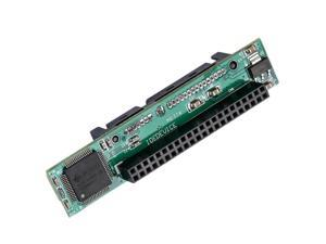 2.5 Inch Ide To Sata Adapter, Convert Laptop 44 Pin Male Ide Pata Hdd Hard Disk Drive Ssd To A Serial Ata Port