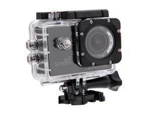 """WiFi 1080P Full HD Action Camera Sport DVR 30M Waterproof 1.5"""" 170° Wide Angle Lens with Battery & USB Cable Accessories"""