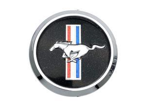 4pcs Car Emblem Badge Wheel Hub Caps Centre Cover Black Apply to for Ford Mustang Car DR3Z-1130-A
