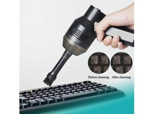 Mini Vacuum Cleaner,Small Handheld USB Vacuum , Easy to Clean Desktop, Computer Keyboard, Drawer,Piano, Car Interior and Other Crevices, Small Spaces