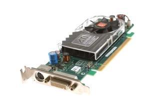 XX355 - Dell 256MB Radeon HD 2400 XT Low Profile Graphics Card