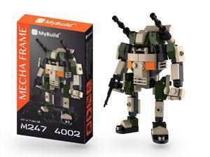 MyBuild Mecha Frame 4002 Armed Forces M247 Division Air Defense Mech Suit Building Kit