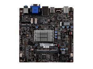 ECS Elitegroup BAT-I2/J1900 Intel Motherboard with J1900 Quad-core Celeron, 19VDC IN