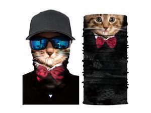 Face Mask Shield Neck Gaiter Balaclava Tactical Mask Bandana Headband Tube Scarf Fashion Balaclava Macks