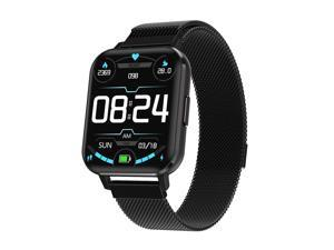 DTX Large Screen Smart Watch 1.78 inch DIY / Personalized Watch Faces DTX HD Screen IP68 Waterproof Heart Rate Monitor Fitness Tracker ECG Android IOS Multi-sports Mode Blood Pressure Oxygen Watches