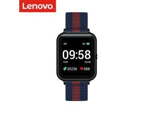 Global Version Lenovo S2 Smart Watch 1.4inch 240x240p Fitness Tracker Band Calorie Pedometer Sleep Monitor Heart Rate Call Notification