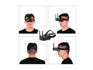 5.8G 40CH Dual Antennas FPV Goggles Video Glasses for RC Racing Drone Quadcopter