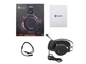 NUBWO Gaming headsets PS4 N7 3.5mm Gaming Headset Deep Bass Headphones On Ear Earphone With Microphone For PS4 New Xbox One PC Smart Phone