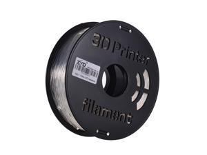 1KG/ Spool 1.75mm Flexible TPU Filament Printing Material Supplies White, Black, Transparent for 3D Printer Drawing Pens