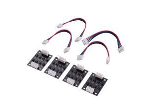 Aibecy 4pcs TL-Smoother V1.0 Addon Module for 3D Printer Motor Drivers Accessories Parts