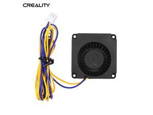 Creality 3D 4010 Brushless Blower Cooling Fan Turbo Fan 40 * 40 * 10mm 24V DC with Ball Bearing 2Pin Connector for CR-8S Ender 3 3D Printer Hotend Extruder