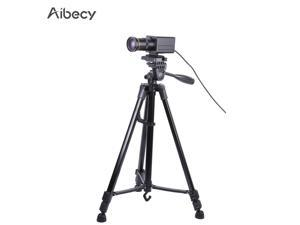 Aibecy 4K HD Camera Computer Camera Webcam 8 Megapixels 10X Optical Zoom 60 Degree Wide Angle Manual Focus Auto Exposure Compensation with Microphone Tripod USB Plug & Play for Video Conference Online