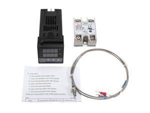 FUYI Digital Multimeter 6000 Count Intelligent Manual Automatic Range Universal Meter AC DC Resistance Capacitance Frequency VFC True RMS Multifunctional Ammeter FY76 Black