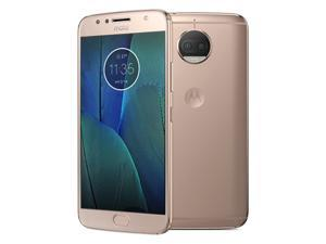 Lenovo Motorola Moto G5s Plus 4G Mobile Phone 4GB+64GB 5.5-inch Dual 13MP Android 7.1.1 Snapdragon 625 Octa Core 3000mAh NFC Fingerprint Unlock Smartphone