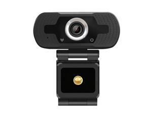 Full HD 1080P Wide Angle USB Webcam USB2.0 Drive-Free With Mic Web Cam Laptop Online Teching Conference Live Streaming Video Calling Web Cameras Webcame