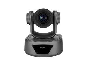 Aibecy Video Conference Camera 3X Optional Zoom Cam Webcam Full HD 1080P Supported 95 Degree Wide Viewing Auto Focus with USB2.0 Remote Control for Business Meetings Rooms Recording Training