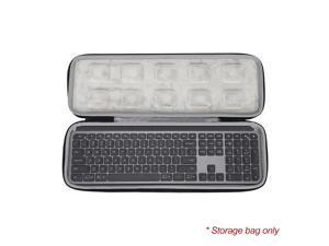 Keyboard Case Bag Wireless Keyboard Travel Portable Protection Bag for Logitech MX Keys Advanced