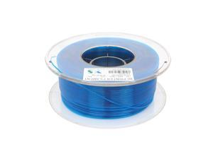 YouSu PETG Filament 3D Printer Filaments 1.75 MM Dimensional Accuracy High Tenacity 3D Printing Consumables 1KG Spool Blue